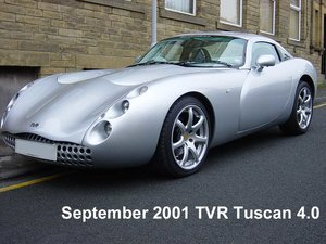 Picture of September 2001 TVR Tuscan Speed Six 4.0 For Sale
