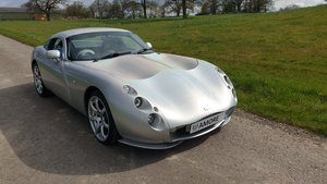 Picture of TVR Tuscan MK1 4.0 2001 Spectraflair Silver 44k Mile Rebuild For Sale