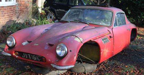 1972 TVR Vixen 2500 SOLD Wanted (picture 1 of 6)