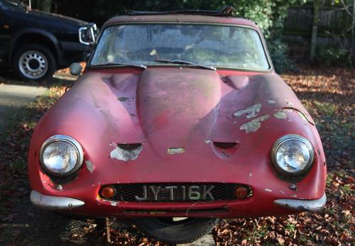 1972 TVR Vixen 2500 SOLD Wanted (picture 2 of 6)