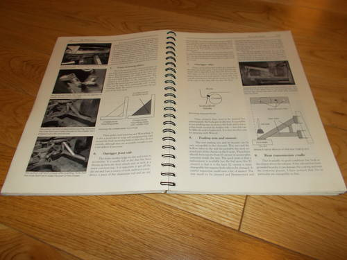 0000 tvr s series reference book For Sale (picture 2 of 2)