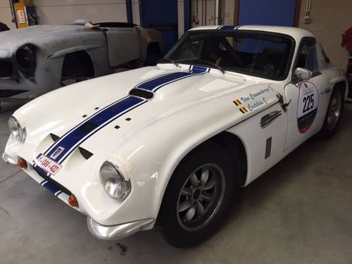 1965 TVR Griffith 400 rally prepared / ready to compete For Sale (picture 1 of 6)