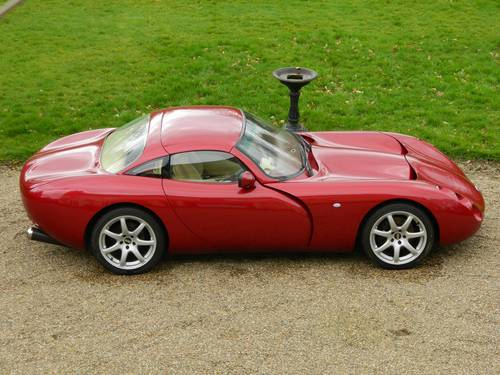 2002 TVR Tuscan 4.0 MK1 - SOLD - SIMILAR WANTED!!!!! For Sale (picture 3 of 6)