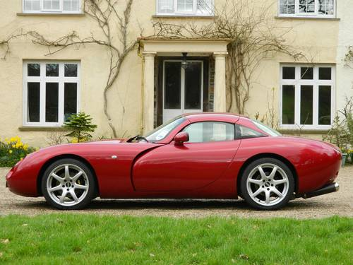 2002 TVR Tuscan 4.0 MK1 - SOLD - SIMILAR WANTED!!!!! For Sale (picture 4 of 6)