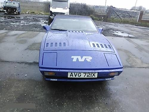 1982 TVR  BLUE 2,8i TASMIN CONVERTIBLE  FANTASTIC CONDITION  For Sale (picture 4 of 6)