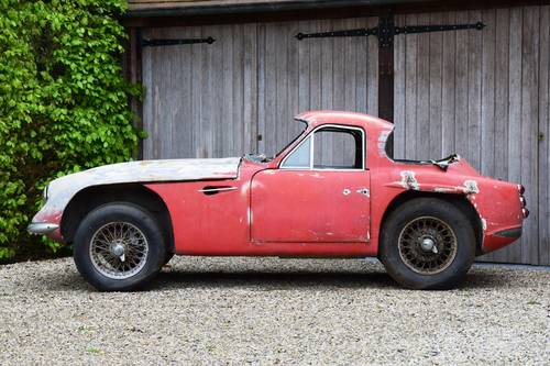 1963 TVR Grantura MkIII project. Perfect base for a racecar. SOLD (picture 2 of 6)