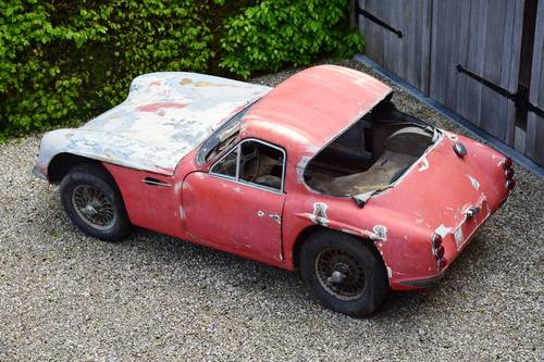 1963 TVR Grantura MkIII project. Perfect base for a racecar. SOLD (picture 3 of 6)