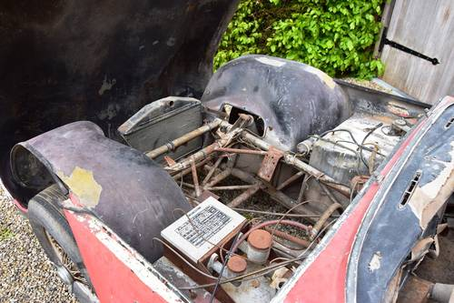 1963 TVR Grantura MkIII project. Perfect base for a racecar. SOLD (picture 5 of 6)