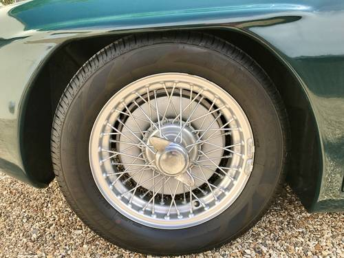 TVR GRANTURA MK I 1959 - 3rd OLDEST SURVIVING CAR! For Sale (picture 5 of 6)