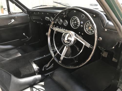 TVR GRANTURA MK I 1959 - 3rd OLDEST SURVIVING CAR! For Sale (picture 6 of 6)