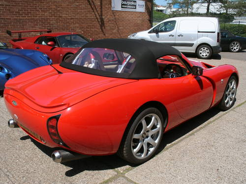 2006 Tuscan S Convertible For Sale (picture 2 of 6)