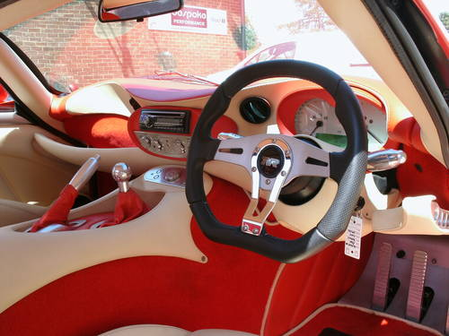 2006 Tuscan S Convertible For Sale (picture 5 of 6)
