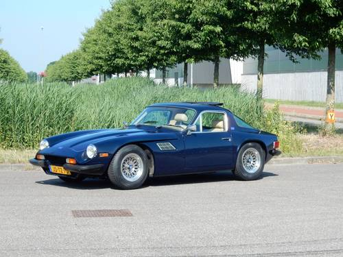 1974 An excellent TVR 2500M (LHD) SOLD (picture 1 of 6)