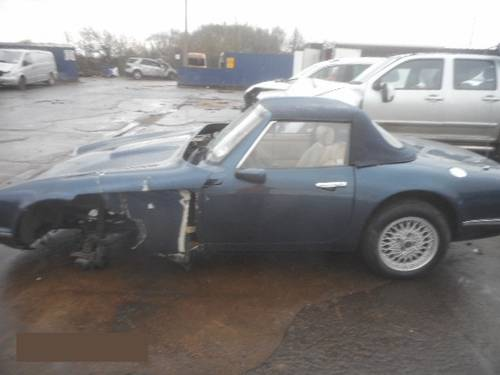 1989 TVR S 2.9 V6 SALVAGE CAT C SPARES OR REPAIR For Sale (picture 2 of 6)