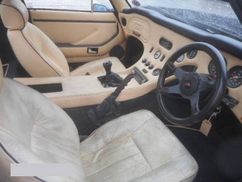 1989 TVR S 2.9 V6 SALVAGE CAT C SPARES OR REPAIR For Sale (picture 5 of 6)