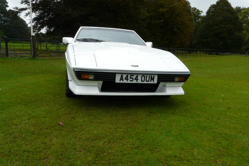 1984 Restored TVR TASMIN  280i Coupe  For Sale (picture 2 of 6)