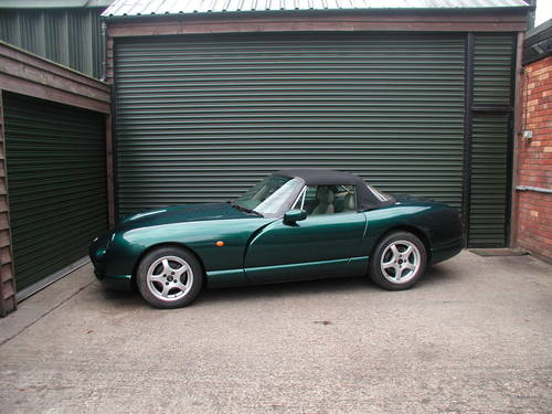 1998 Green TVR Chimaera – £12,950.00 SOLD (picture 1 of 6)