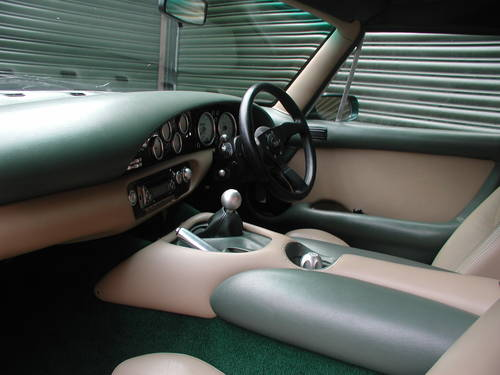 1998 Green TVR Chimaera – £12,950.00 SOLD (picture 3 of 6)