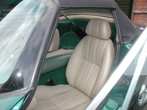 1998 Green TVR Chimaera – £12,950.00 SOLD (picture 4 of 6)