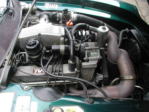 1998 Green TVR Chimaera – £12,950.00 SOLD (picture 5 of 6)