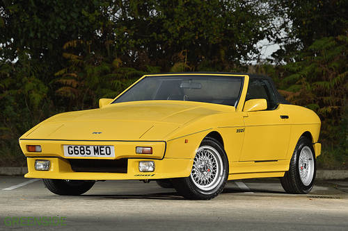 1989 rhd UK TVR 350i Manual EXCEPTIONAL,  Under Offer!! SOLD (picture 1 of 6)
