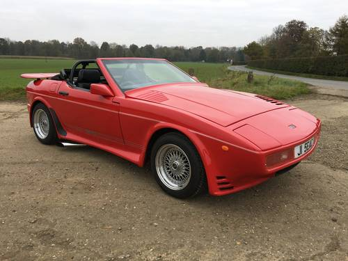 1991 TVR 450 SEAC - the last 450 SEAC ever made SOLD (picture 1 of 6)
