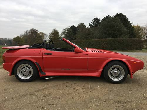 1991 TVR 450 SEAC - the last 450 SEAC ever made SOLD (picture 2 of 6)