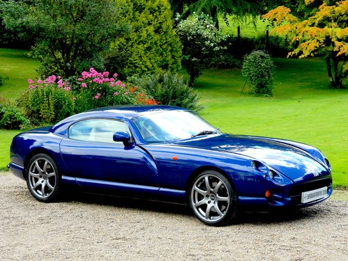 2001 TVR Cerbera 4.5 - Beautiful condition, great service history SOLD (picture 1 of 6)