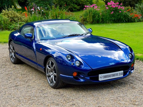 2001 TVR Cerbera 4.5 - Beautiful condition, great service history SOLD (picture 2 of 6)