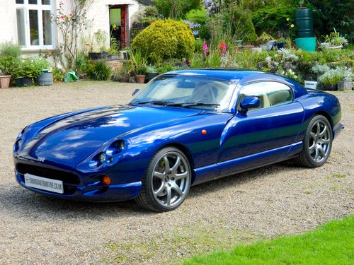 2001 TVR Cerbera 4.5 - Beautiful condition, great service history SOLD (picture 3 of 6)