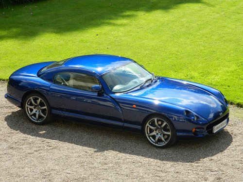 2001 TVR Cerbera 4.5 - Beautiful condition, great service history SOLD (picture 4 of 6)