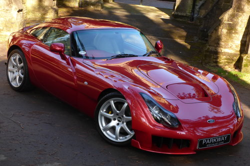 2005 TVR Sagaris 4.0 Speed (1 Private Owner & Just 13701 miles) For Sale (picture 1 of 6)