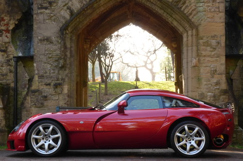 2005 TVR Sagaris 4.0 Speed (1 Private Owner & Just 13701 miles) For Sale (picture 4 of 6)