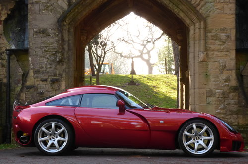 2005 TVR Sagaris 4.0 Speed (1 Private Owner & Just 13701 miles) For Sale (picture 5 of 6)