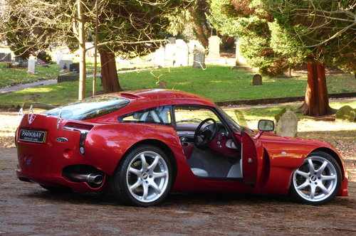 2005 TVR Sagaris 4.0 Speed (1 Private Owner & Just 13701 miles) For Sale (picture 6 of 6)