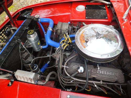 1971 Ford Cobra V8 Powered TVR Trident Clipper SOLD (picture 3 of 4)