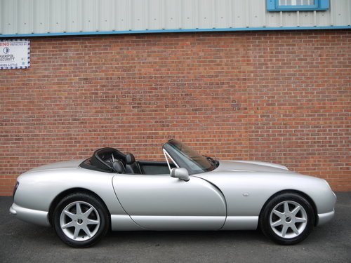 1998 TVR CHIMEARA 500 WITH PAS 45K MILES & OUTSTANDING !! SOLD (picture 3 of 6)