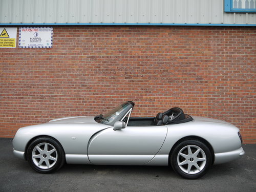 1998 TVR CHIMEARA 500 WITH PAS 45K MILES & OUTSTANDING !! SOLD (picture 4 of 6)