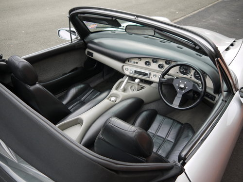 1998 TVR CHIMEARA 500 WITH PAS 45K MILES & OUTSTANDING !! SOLD (picture 5 of 6)