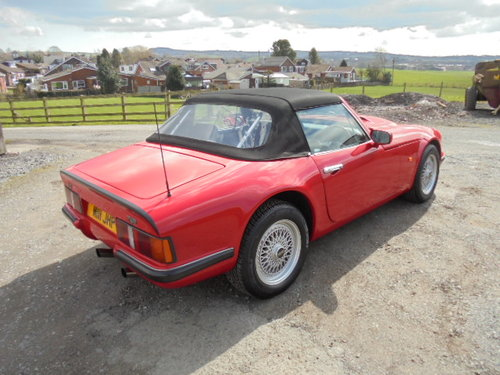 TVR V8S 1994 For Sale (picture 2 of 5)