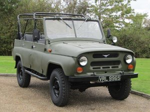 Picture of 1978 UAZ-469B LHD at ACA 7th November  For Sale by Auction