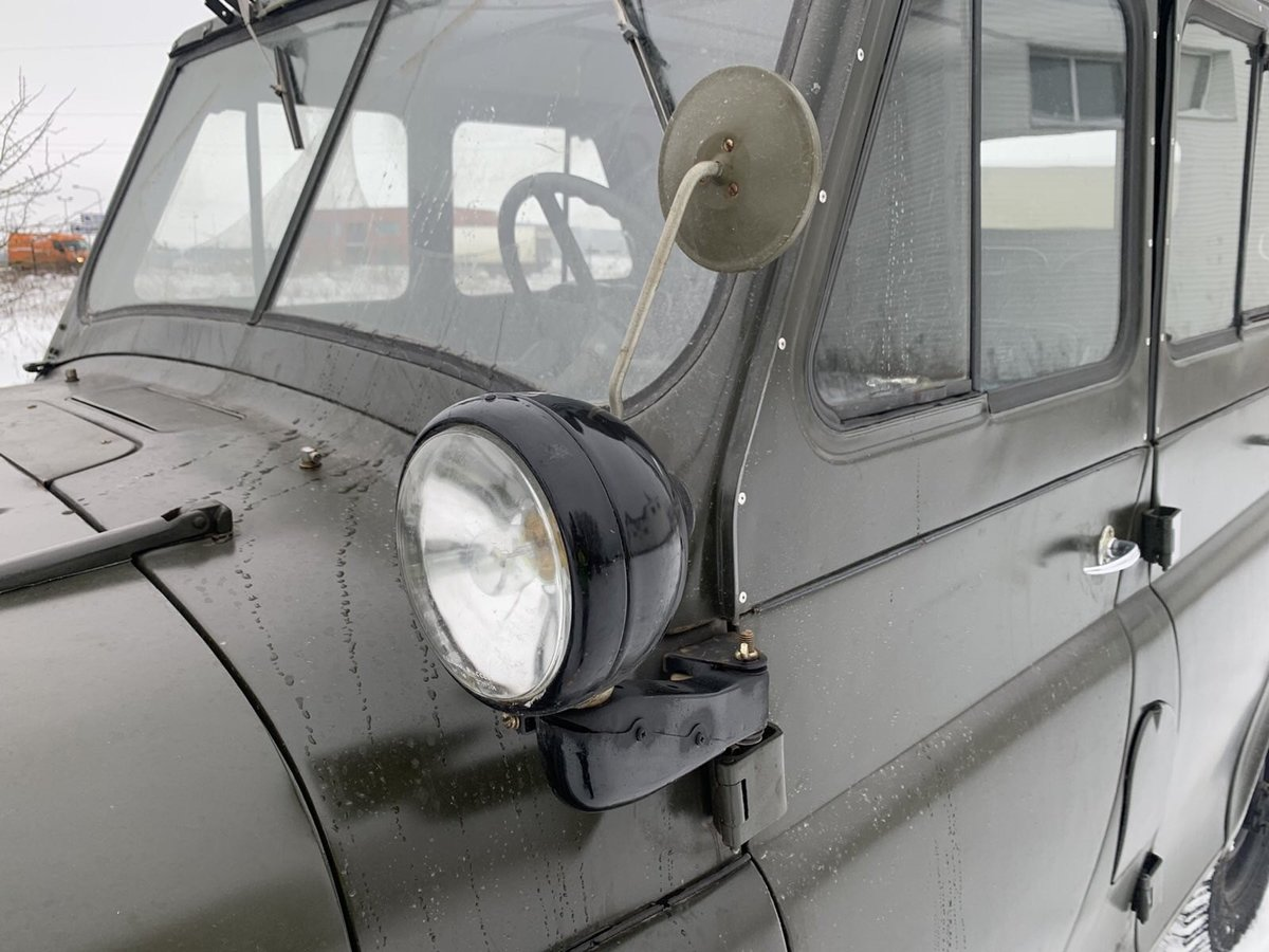 1978 UAZ 469 from military storage For Sale (picture 10 of 10)