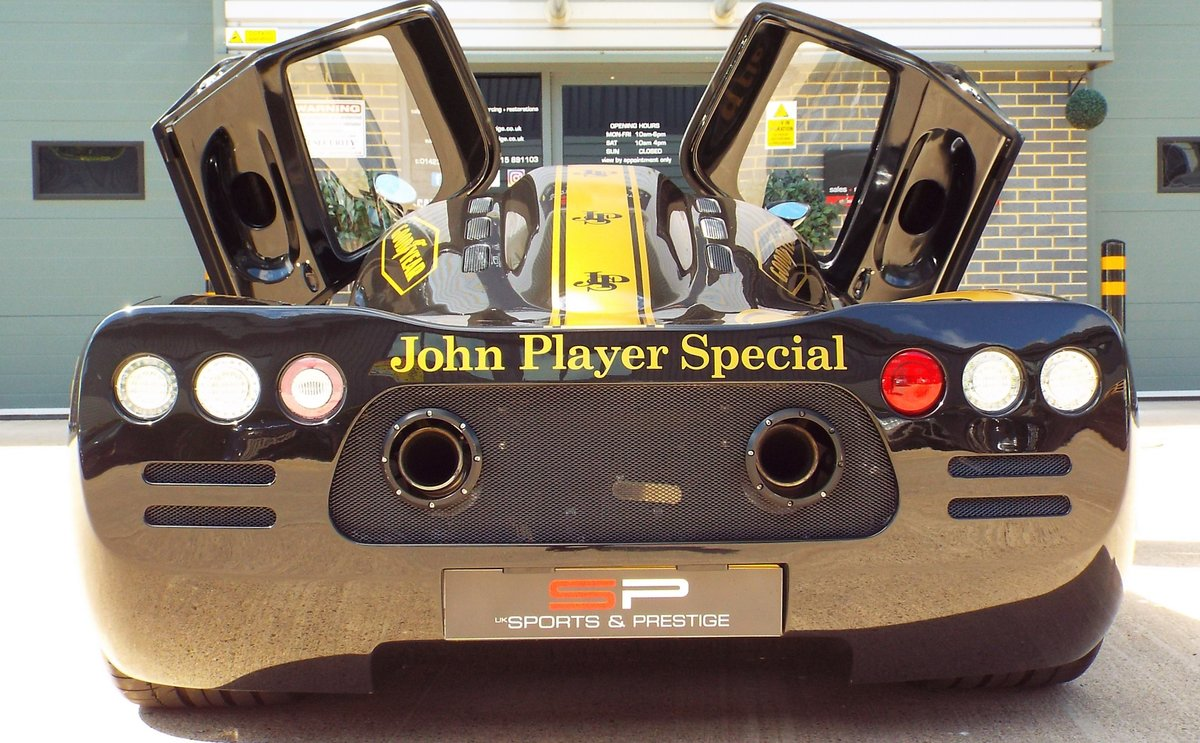 2017 Ultima GTR 6.2 V8 LS3 John Player Special  For Sale (picture 3 of 6)