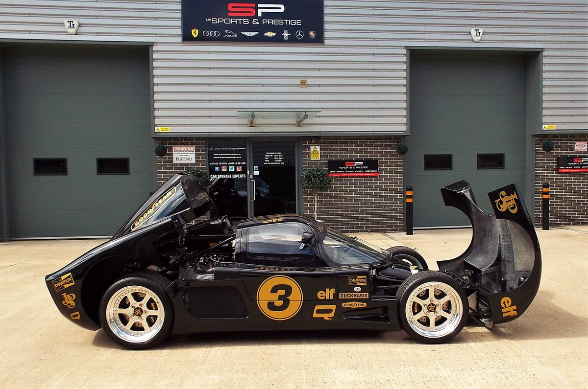 2017 Ultima GTR 6.2 V8 LS3 John Player Special  For Sale (picture 4 of 6)
