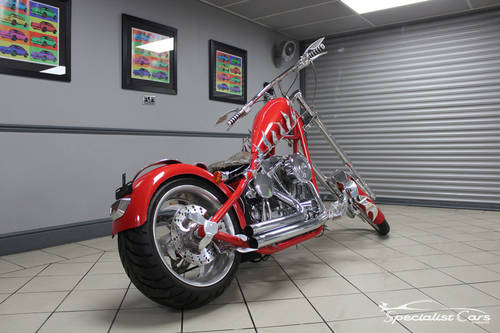 0000 Ultima Custom Chopper For Sale (picture 2 of 6)