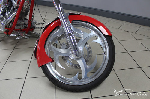 0000 Ultima Custom Chopper For Sale (picture 3 of 6)