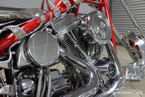 0000 Ultima Custom Chopper For Sale (picture 4 of 6)