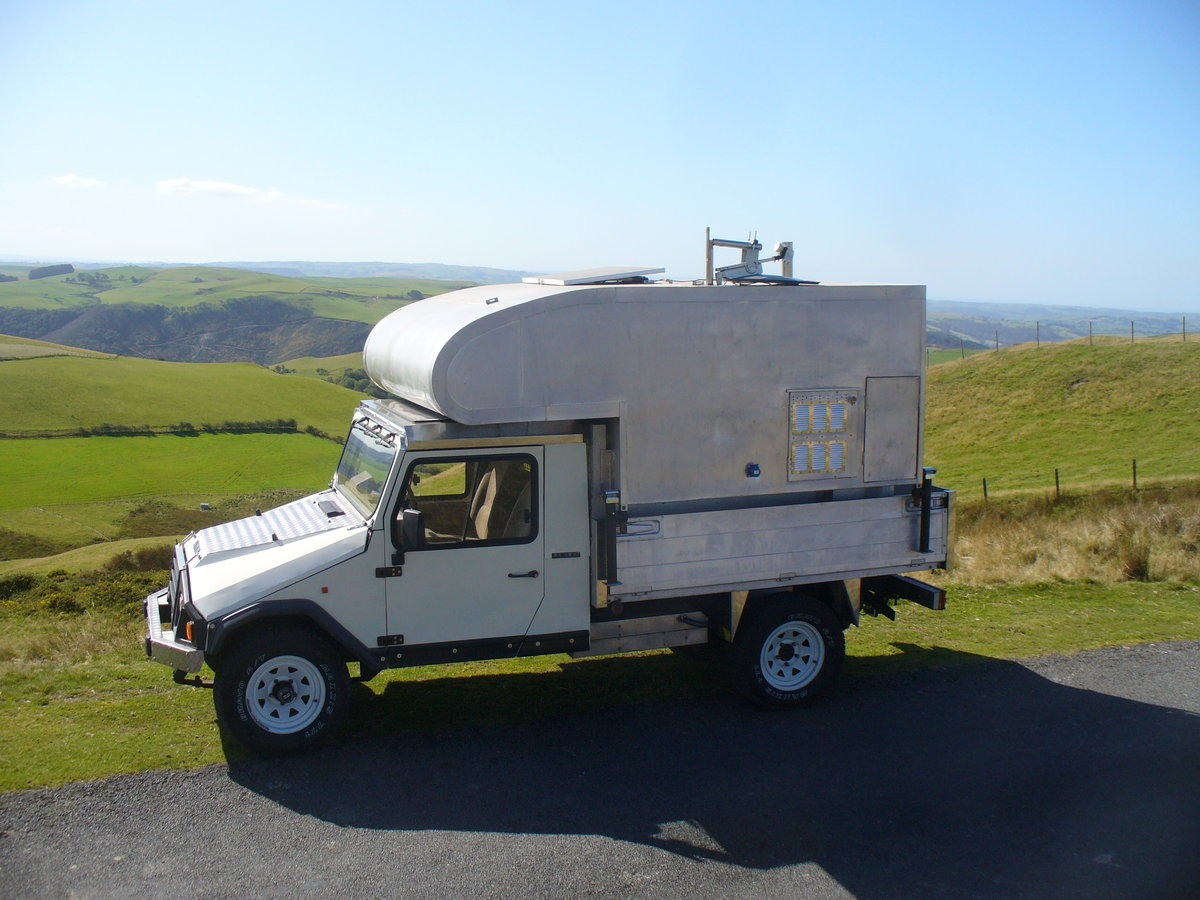 1993 umm alter 4x4 camper expedition vehicle P/X CLASSI SOLD (picture 1 of 6)