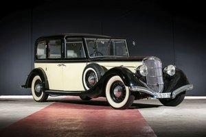 1936 Unic U6 B coupé-chauffeur Binder - No reserve For Sale by Auction