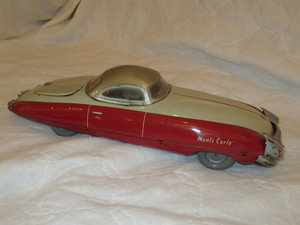 Lovely RARE TIN TOY CAR